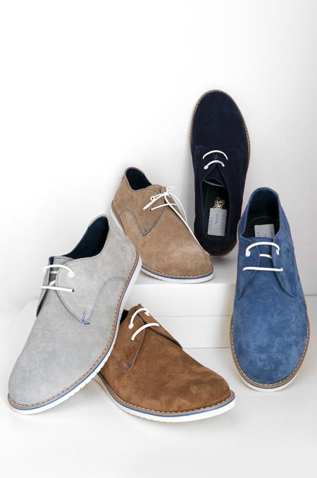 Καστόρ (Καφέ, Τζην, Μπλέ, Γκρί, Πουρό) καθημερινό παπούτσι