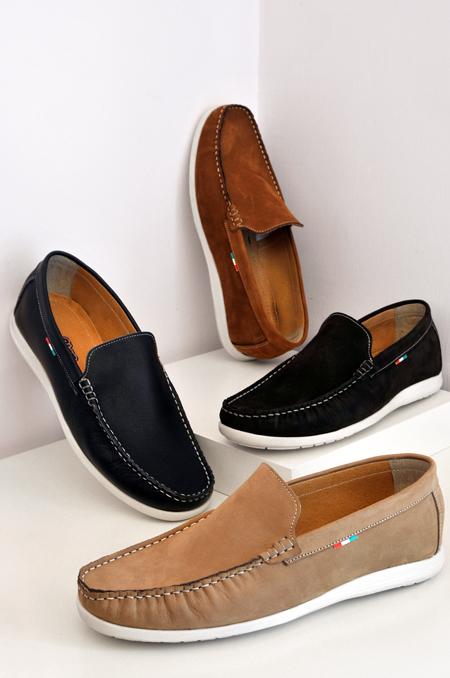 casual men's shoes